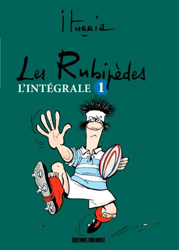 LES RUBIPEDES - L'INTEGRALE 2 XXX SUD OUEST