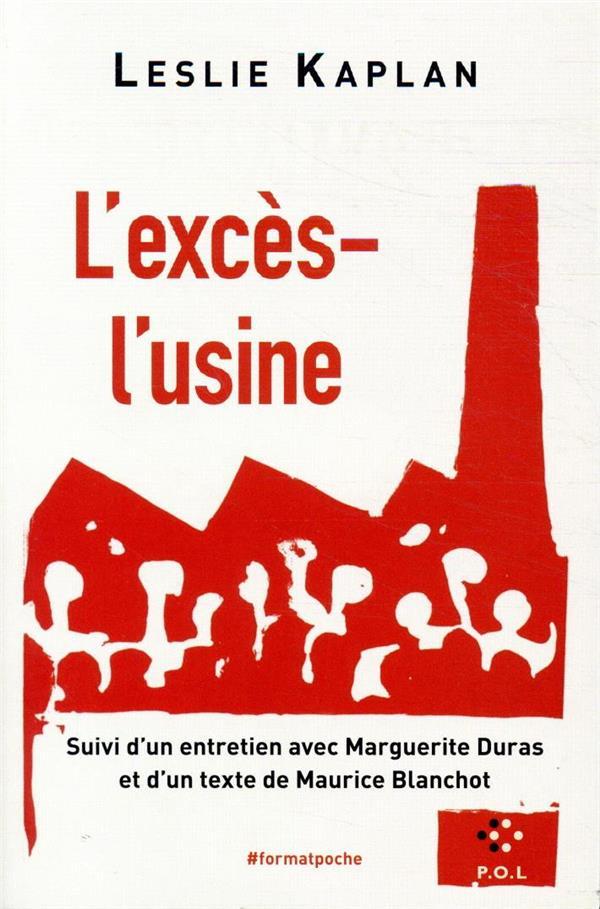 L'EXCES-L'USINE