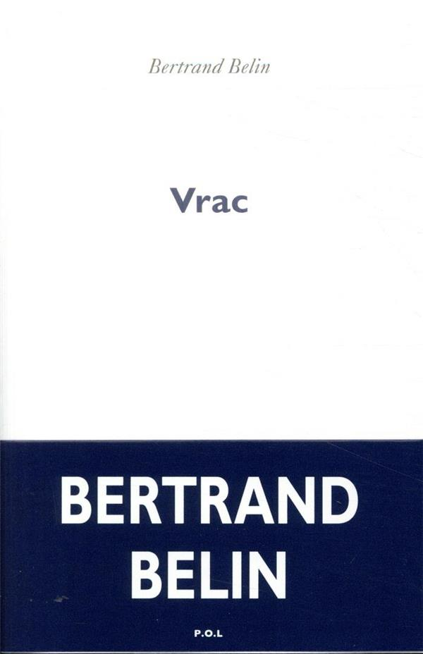 VRAC BELIN BERTRAND POL