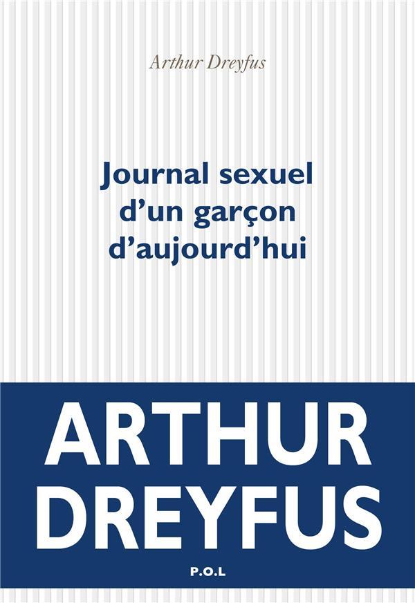 JOURNAL SEXUEL D-UN GARCON D-A