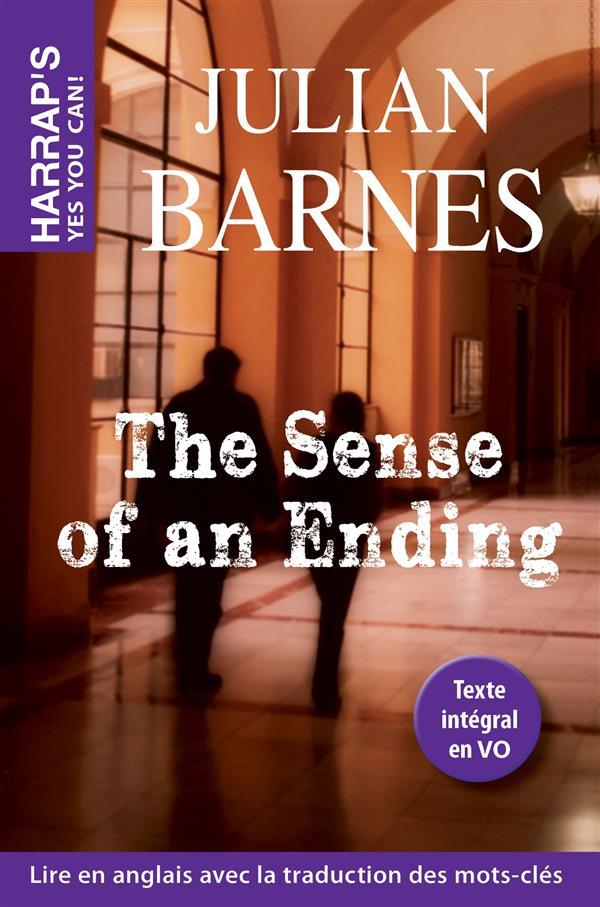 HARRAP'S THE SENSE OF AN ENDING