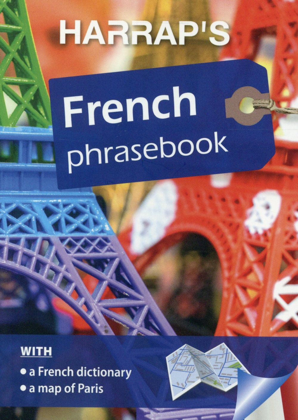 HARRAP'S FRENCH PHRASEBOOK Grundy Valerie Harrap 's