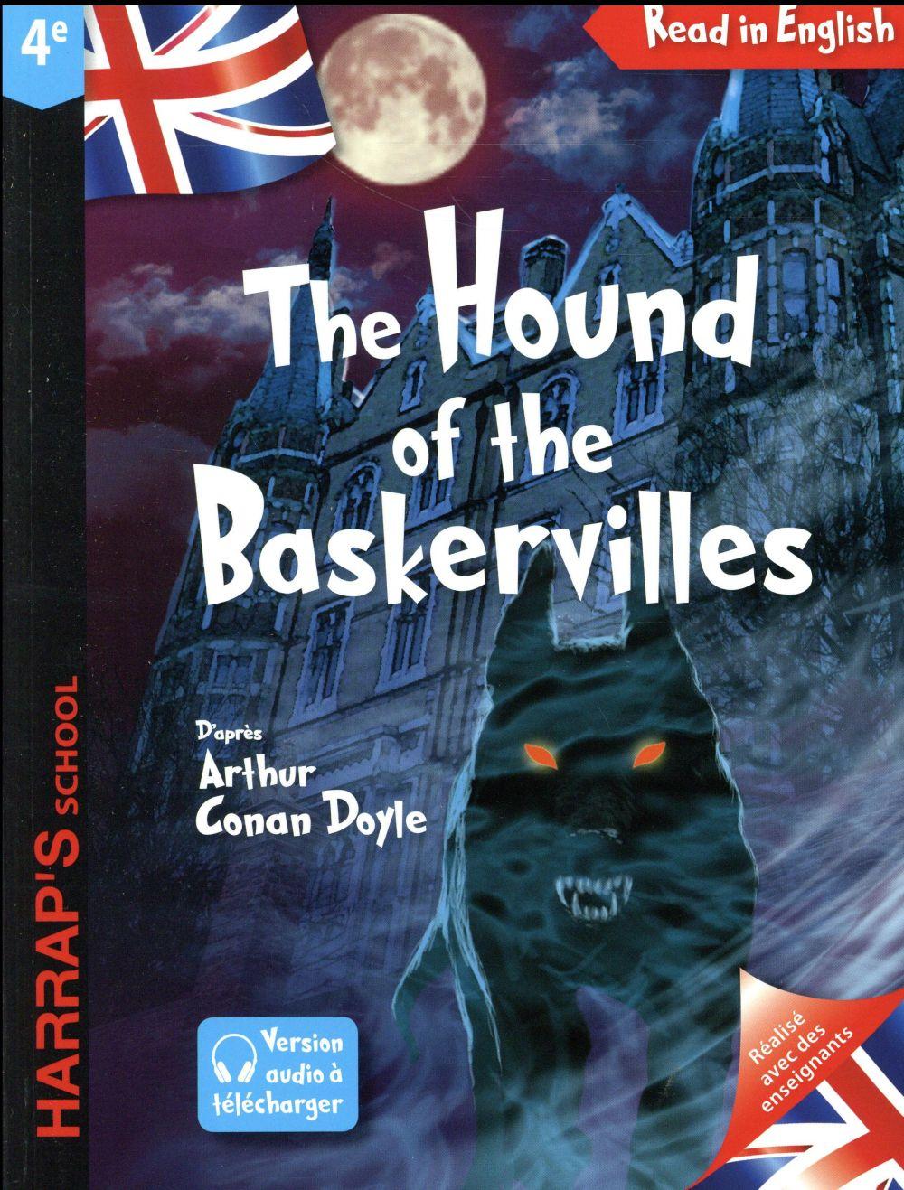 HARRAP'S THE HOUND OF THE BASKERVILLES CULLETON/DOYLE Harrap 's