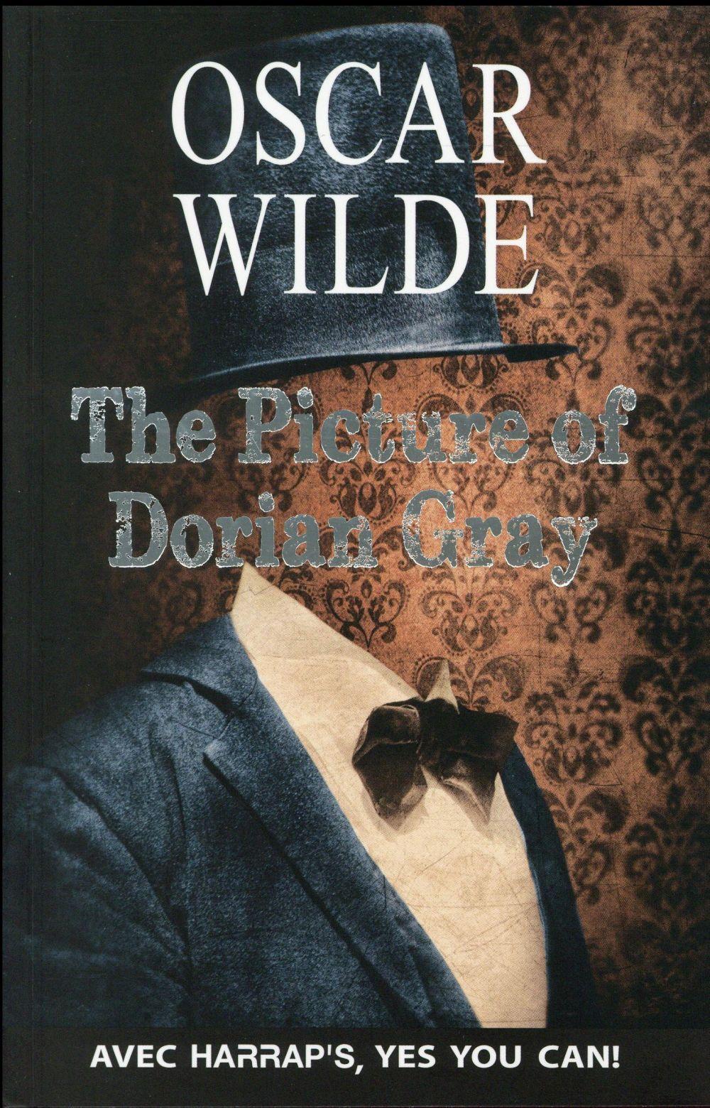 HARRAP'S THE PICTURE OF DORIAN GRAY Wilde Oscar Harrap 's