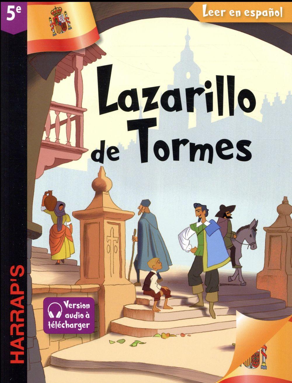 HARRAP'S LAZARILLO DE TORMES  5E TERRONES/JUNG Harrap 's