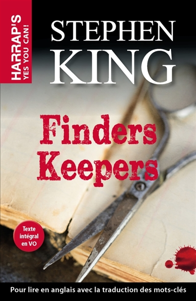 King Stephen - FINDERS KEEPERS
