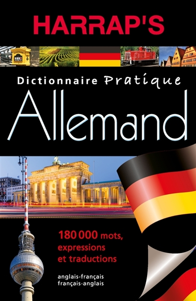 HARRAP'S PRATIQUE ALLEMAND  Harrap 's