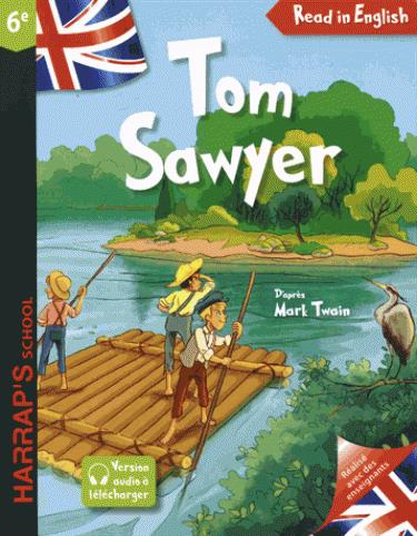 TOM SAWYER TWAIN/CULLETON/BLAIN LAROUSSE