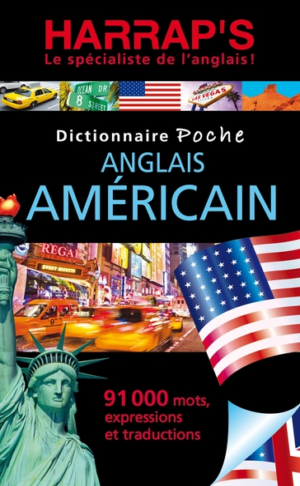 HARRAP-S POCHE ANGLAIS AMERICAIN