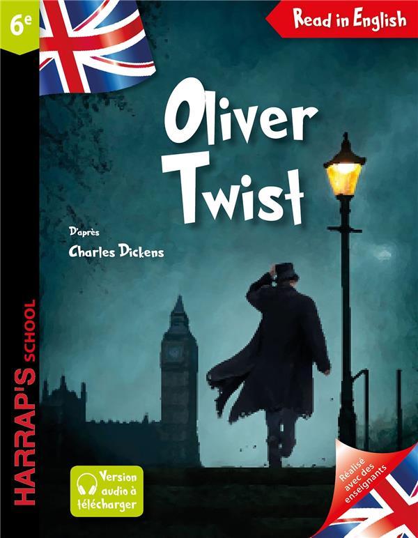 OLIVER TWIST - 6EME  LAROUSSE