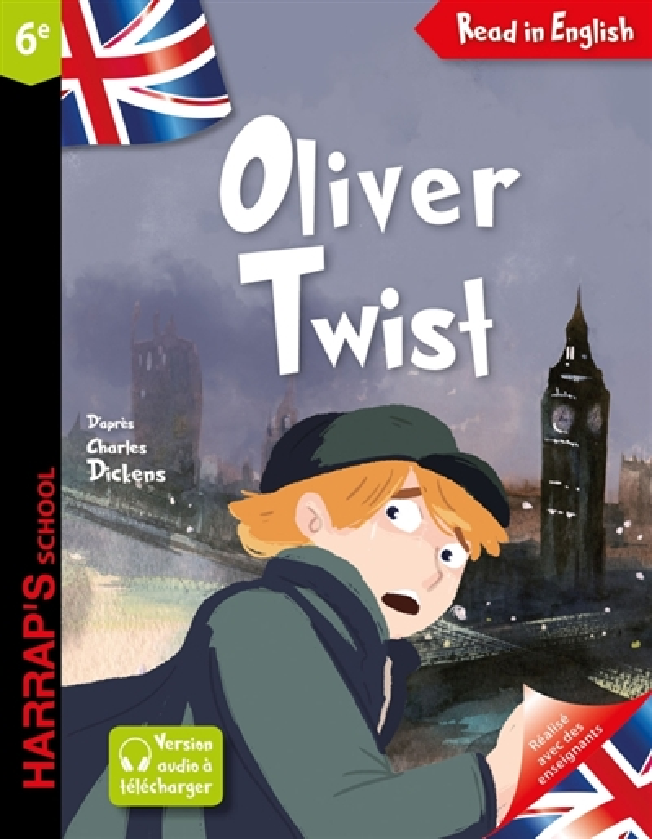 OLIVER TWIST - 6EME