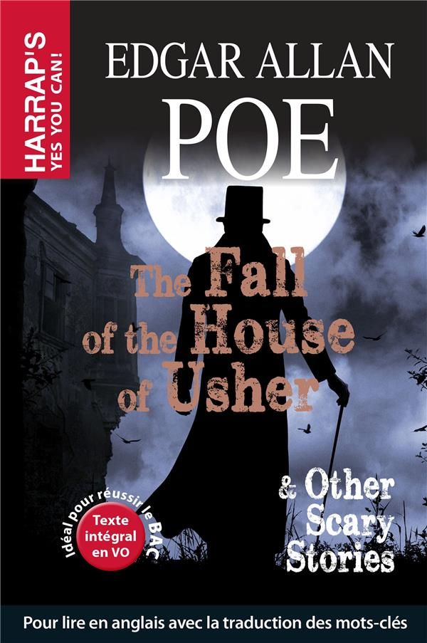 THE FALL OF THE HOUSE OF USHER  -  AND OTHER SCARY STORIES POE EDGAR ALLAN LAROUSSE