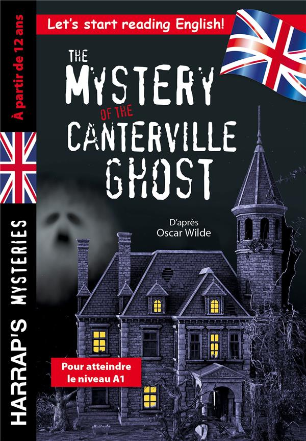 THE MYSTERY OF THE CANTERVILLE GHOST  COLLECTIF LAROUSSE