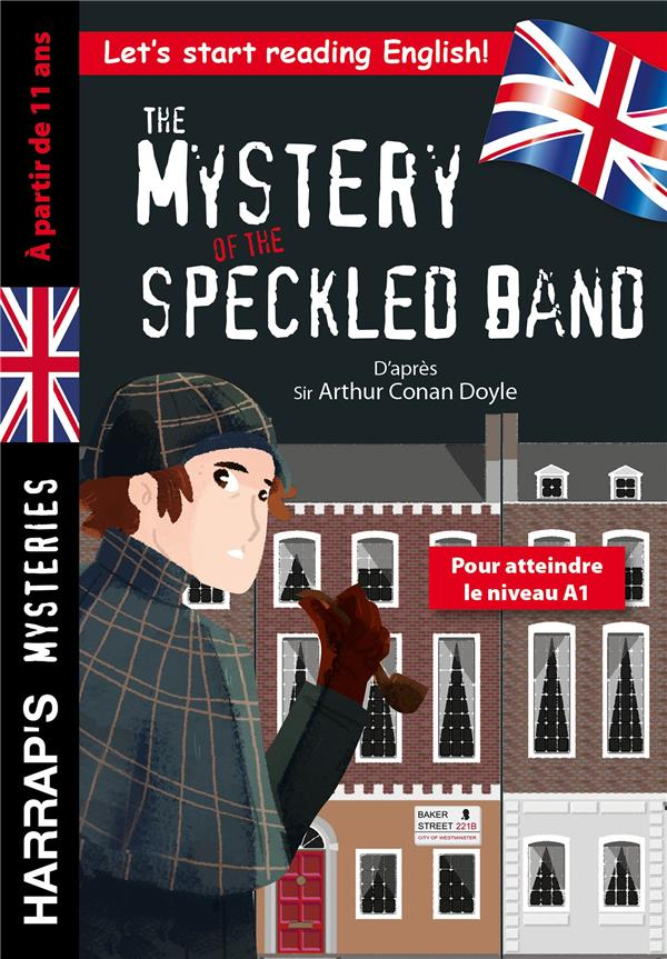 THE MYSTERY OF THE SPECKLED BAND COLLECTIF LAROUSSE
