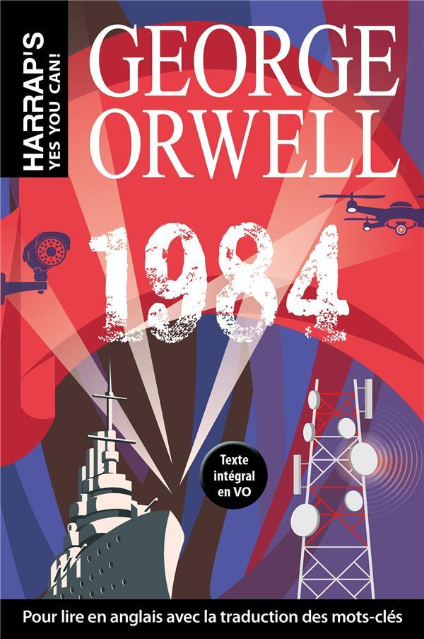 1984 - GEORGE ORWELL ORWELL GEORGE LAROUSSE