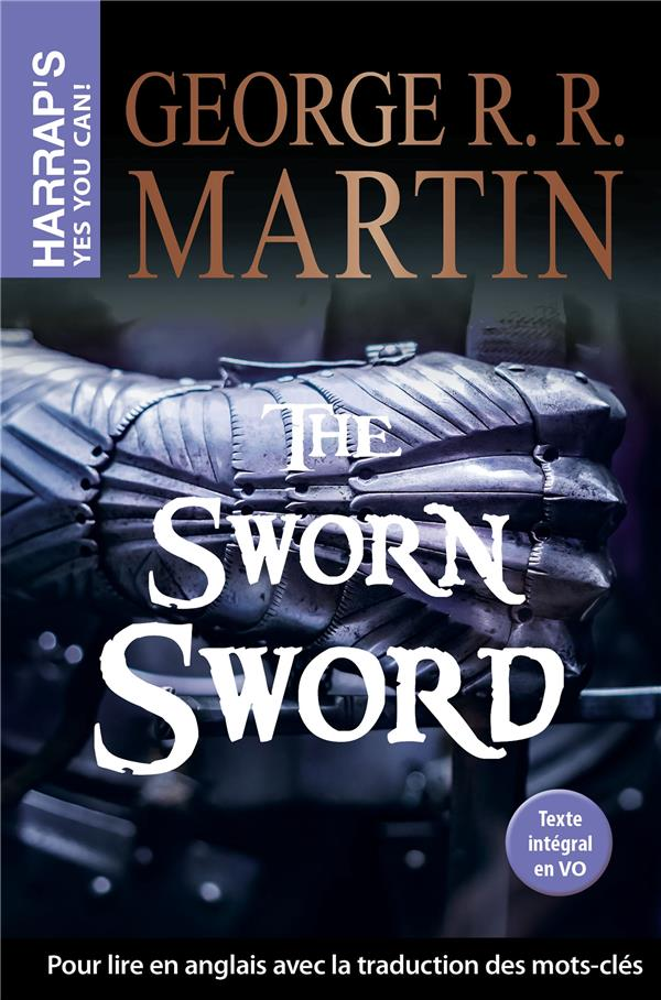 THE SWORN SWORD MARTIN GEORGE R.R. LAROUSSE