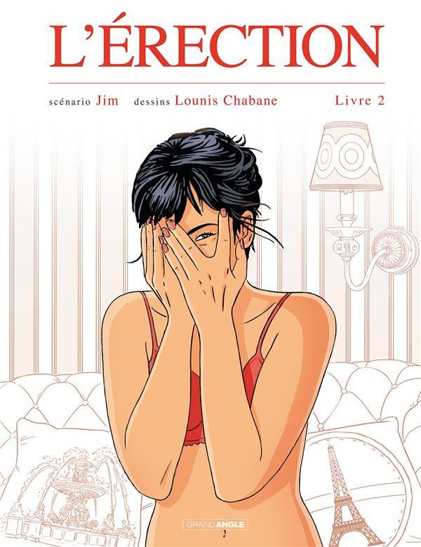 L'ERECTION - VOLUME 2 Chabane Lounis Bamboo