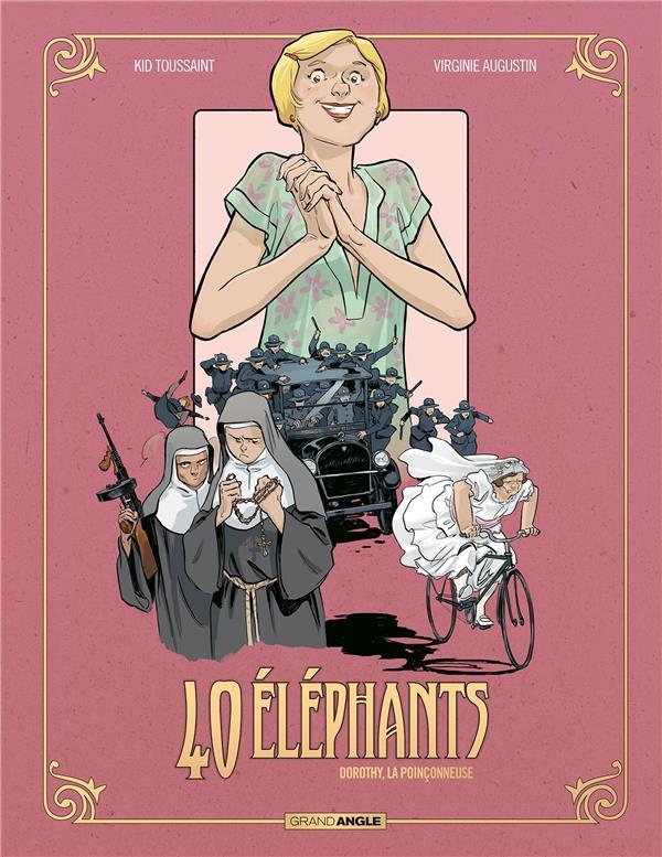 40 ELEPHANTS - VOLUME 3 KID TOUSSAINT BAMBOO