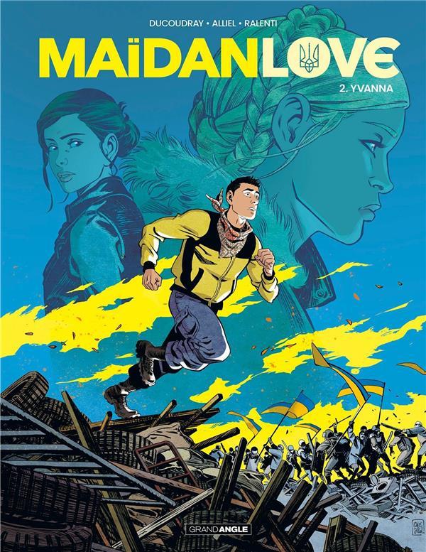 MAIDAN LOVE T.2  -  YVANNA DUCOUDRAY/ALLIEL BAMBOO