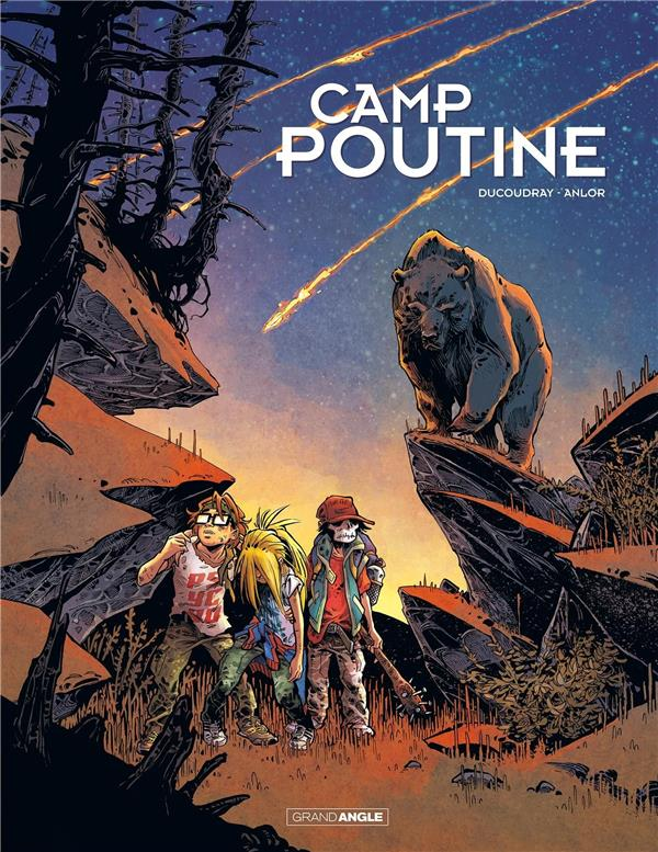CAMP POUTINE T.2 DUCOUDRAY/ANLOR BAMBOO
