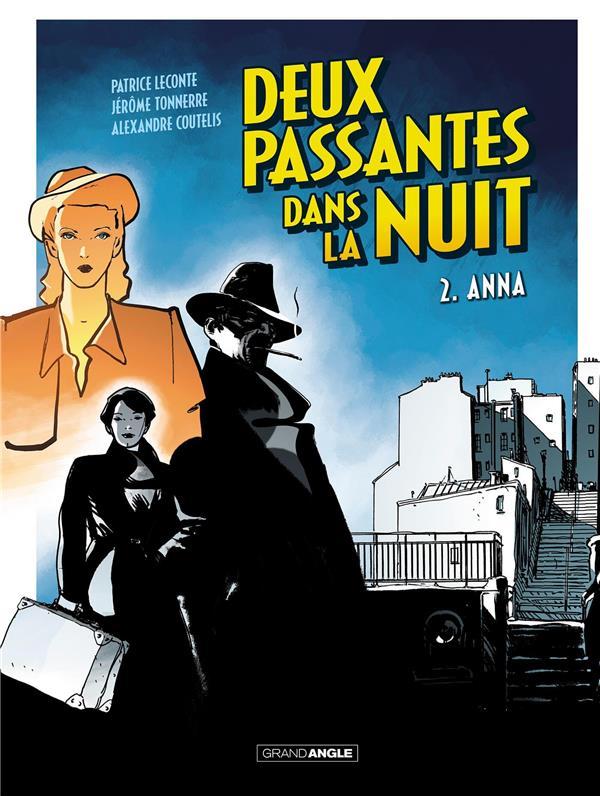 DEUX PASSANTES DANS LA NUIT T.2  -  ANNA