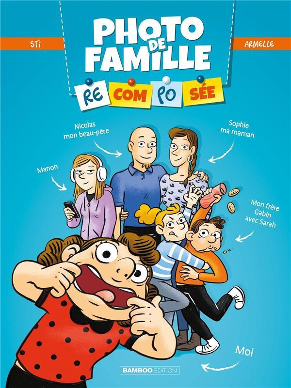 PHOTO DE FAMILLE (RECOMPOSEE)