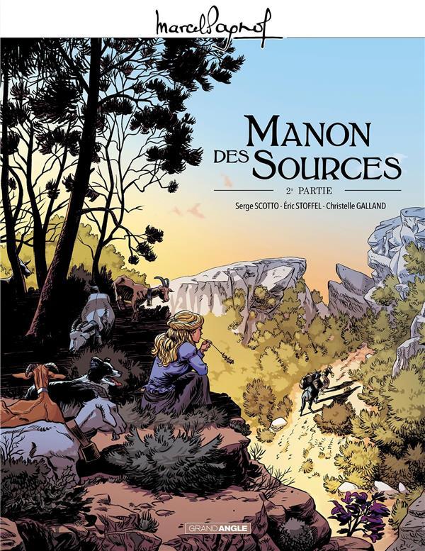 MANON DES SOURCES T.2