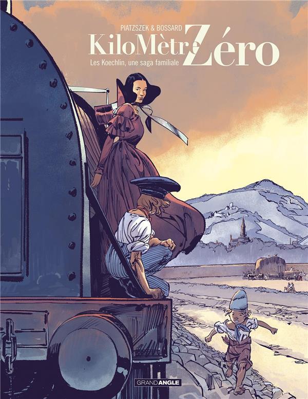 KILOMETRE ZERO T.2  -  LES KOECHLIN, UNE SAGA FAMILIALE BOSSARD/PIATZSZEK BAMBOO