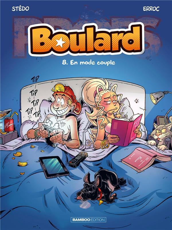 BOULARD T.8  -  EN MODE COUPLE