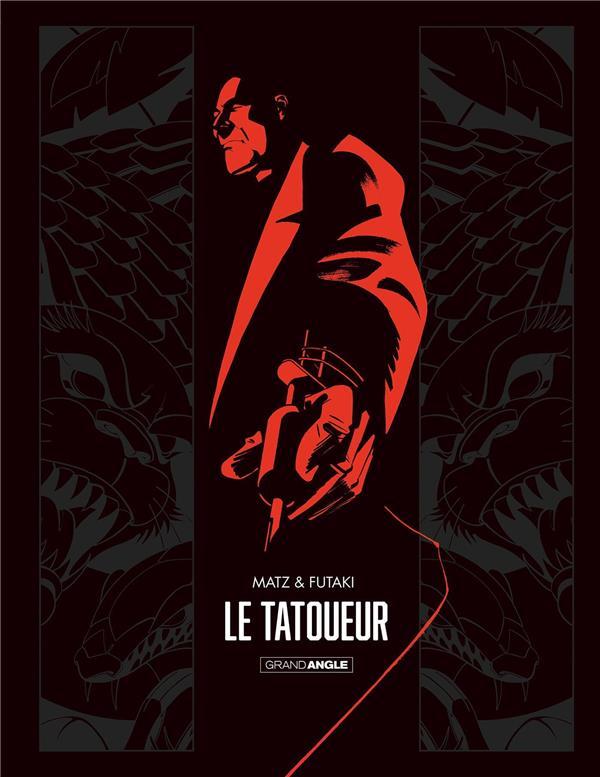 LE TATOUEUR NOLENT, ALEXIS  BAMBOO