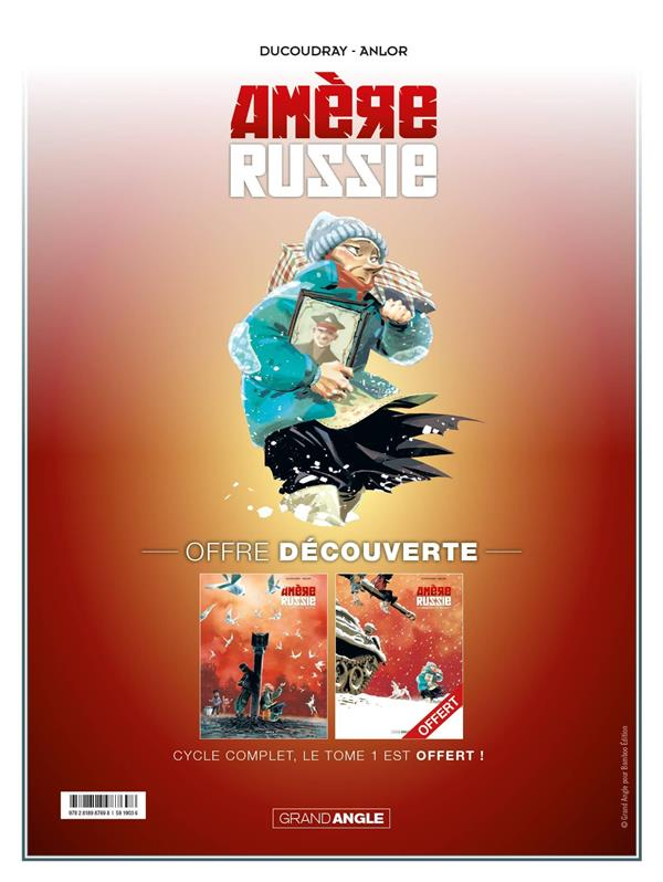 AMERE RUSSIE - PACK PROMO HISTOIRE COMPLETE - NED - AMERE RUSSIE - PACK PROMO HISTOIRE COMPLETE  ANLOR BAMBOO