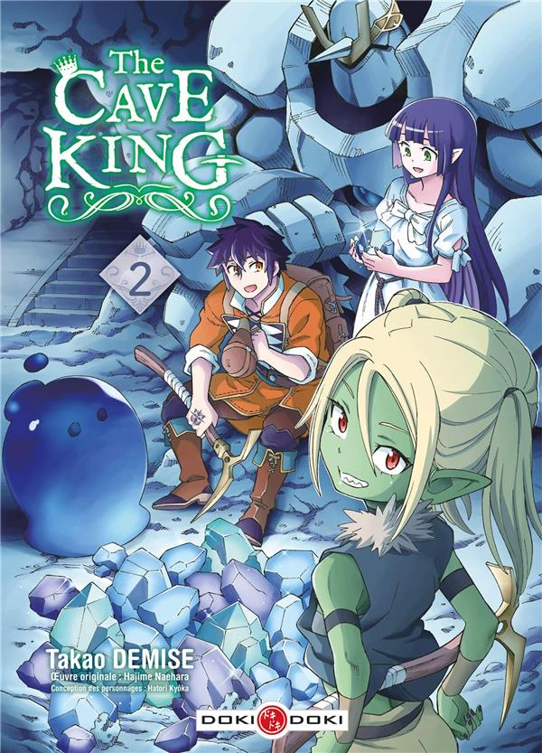 CAVE KING (THE) - T02 - THE CAVE KING - VOL. 02 NAEHARA/TAKAO BAMBOO