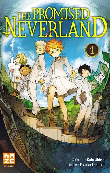 THE PROMISED NEVERLAND T.1