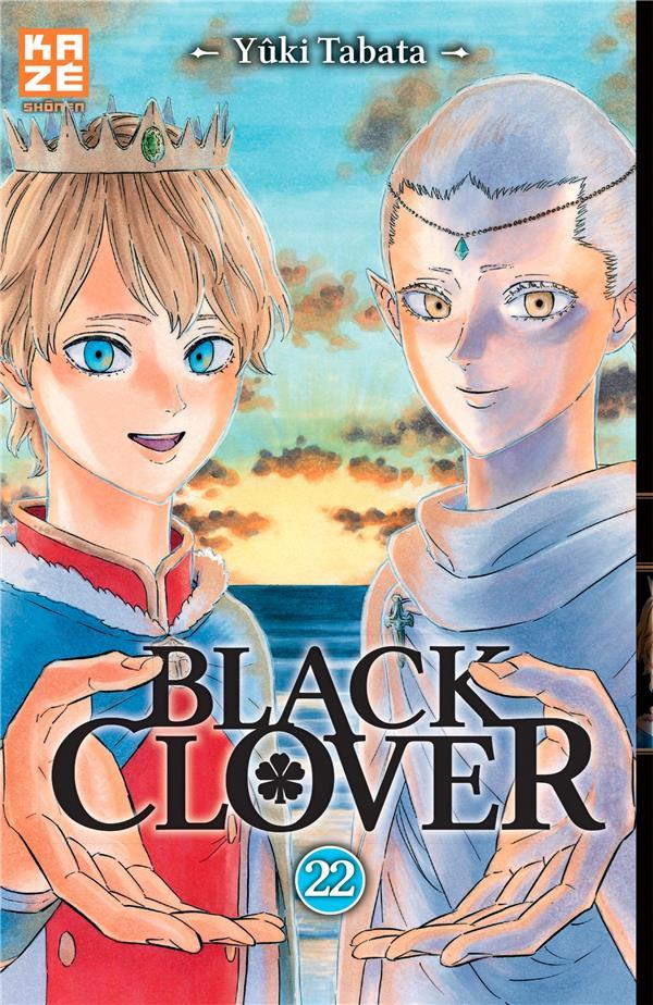 BLACK CLOVER T.22 TABATA YUKI KAZE