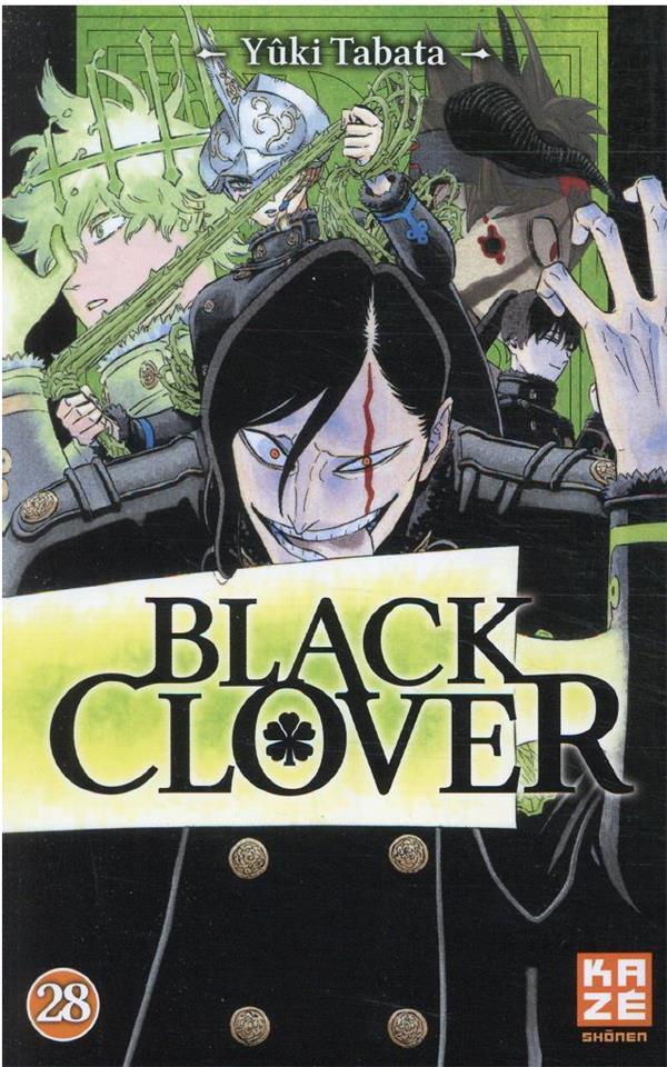 BLACK CLOVER T28