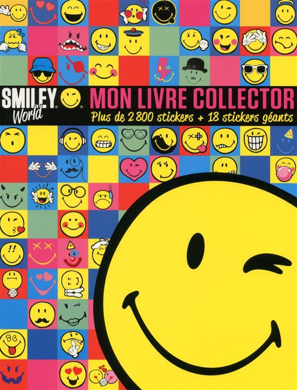 MON LIVRE COLLECTOR SMILEY Smileyworld Livres du Dragon d'or