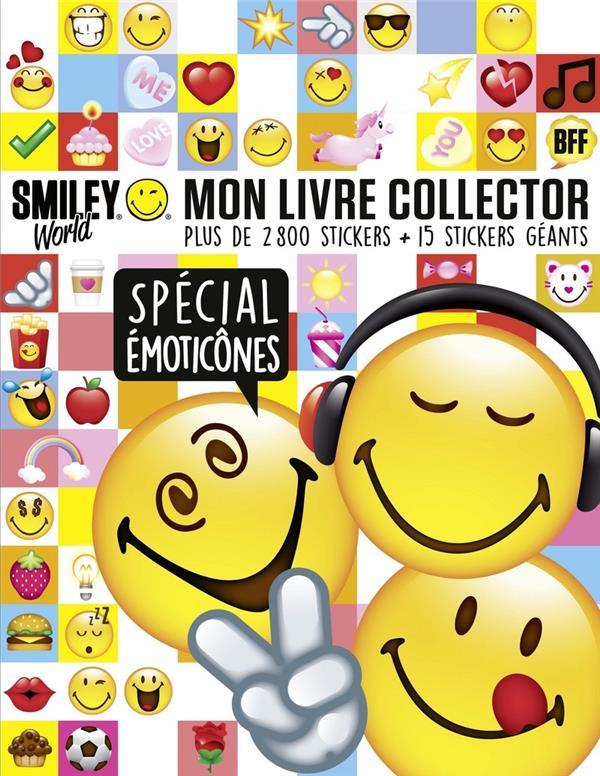 MON LIVRE COLLECTOR - SPECIAL EMOTICONES
