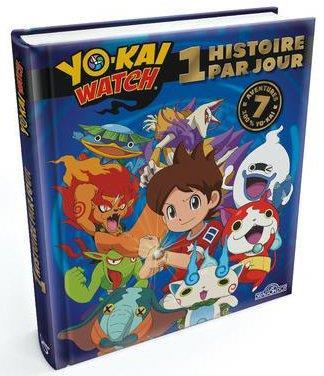YO-KAI WATCH - UNE HISTOIRE PAR JOUR Viz Media Livres du Dragon d'or