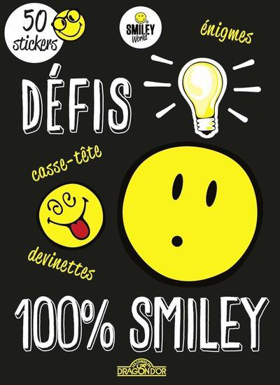 DEFIS 100% SMILEY  DRAGON D'OR