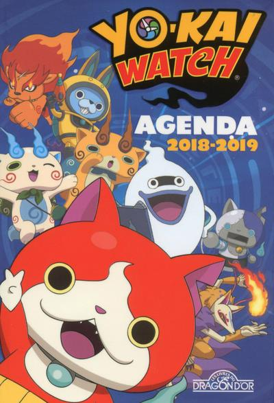 YO-KAI WATCH - AGENDA 2018-2019  Lgdj