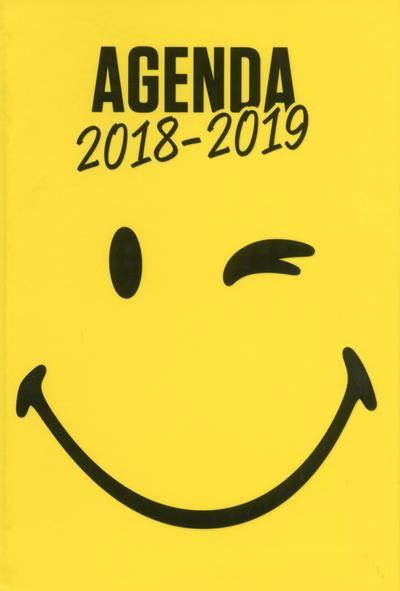 SMILEY - AGENDA 2018-2019  Lgdj