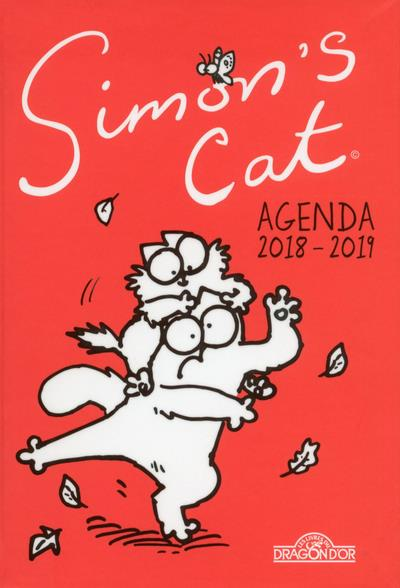 SIMON'S CAT - AGENDA 2018-2019  Lgdj