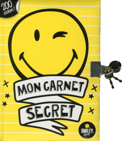 MON CARNET SECRET  -  SMILEYWORLD