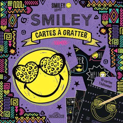 SMILEY - CARTES A GRATTER - ETHNIQUE