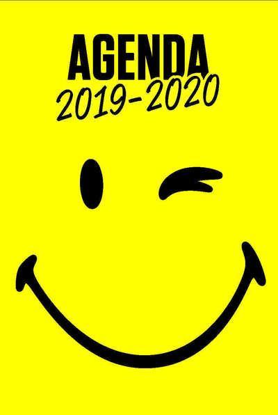 SMILEY - AGENDA 2019-2020  Lgdj
