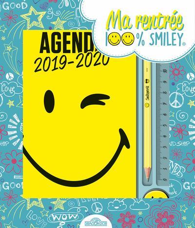SMILEY - MA RENTREE 100 % SMILEY  Lgdj