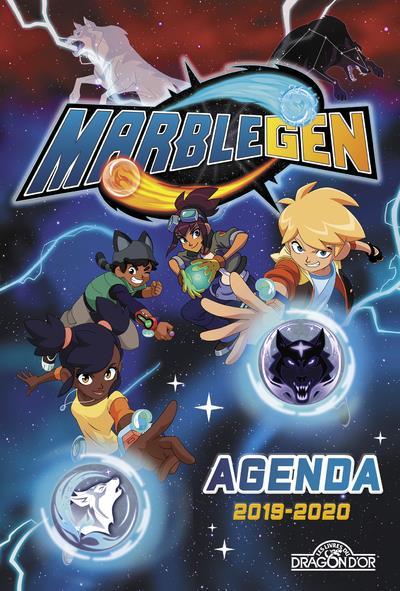 MARBLEGEN - AGENDA 2019-2020  Lgdj