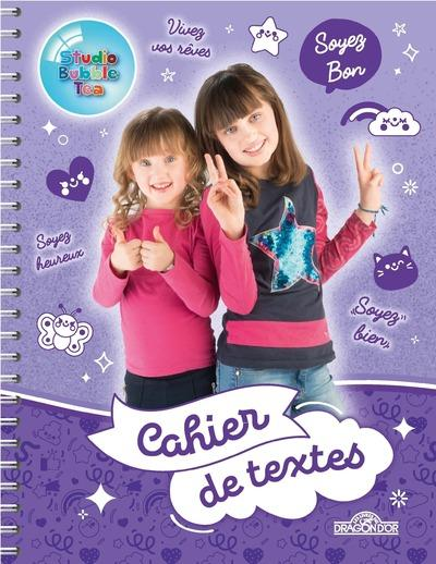 STUDIO BUBBLE TEA - CAHIER DE TEXTES  Lgdj