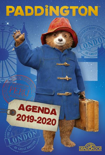 PADDINGTON - AGENDA 2019-2020 COLLECTIF Lgdj