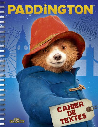 PADDINGTON - CAHIER DE TEXTES COLLECTIF Lgdj
